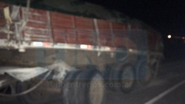 Choque de camiones en ruta 14: El chofer fallecido era de General Rodríguez