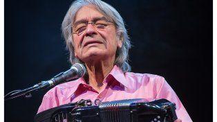 Raúl Barboza, una vida consagrada  al acordeón