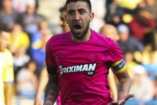 Pablo Mazza, de jugar en Europa al Federal A