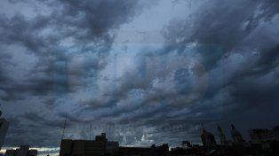 Aviso meteorológico. La lluvia llegaría en la noche al norte de Entre Ríos.