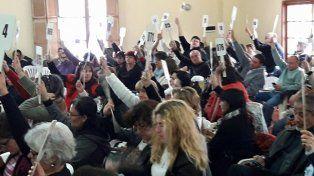 El Congreso de Agmer puso fecha para las elecciones gremiales