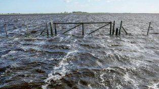 Varias provincias, bajo agua: las pérdidas serán multimillonarias