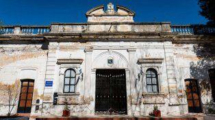 Avanza el trabajo de la comisión que quiere convertir el viejo Hotel de Inmigrantes en un Museo