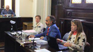 El fiscal general José Ignacio Candioti pidió condenar a Marchesini y advirtió sobre el corredor de la trata que existe entre Santa Fe y Entre Ríos.