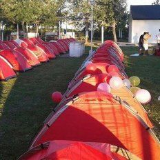 FDD2017: Ya están reservadas 70% de las carpas para el Campamento Manija