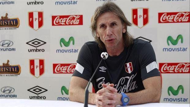 Gareca dio a conocer el equipo que enfrentará a la Argentina