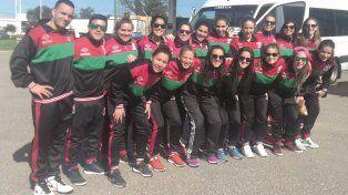 La selección de futsal paranaense viajó a Pinamar a disputar el Torneo Argentino