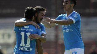 Belgrano festejó ante Argentinos en La Paternal
