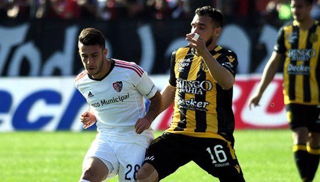 Newells consiguió su primera victoria en la Superliga