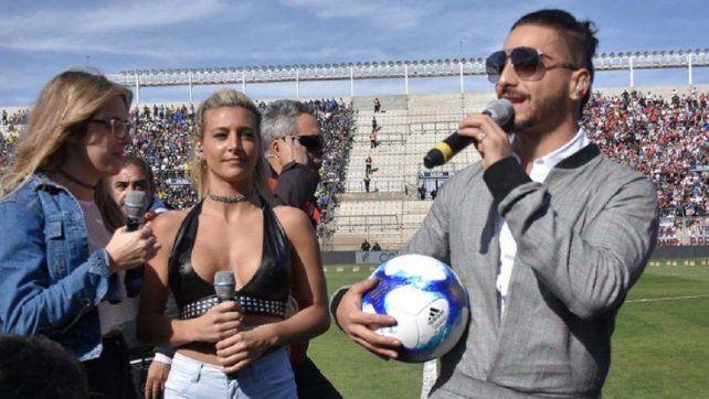 A Maluma le gusta Sol Pérez: Estoy al borde de un paro