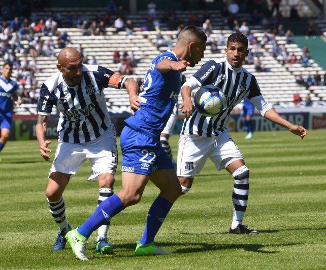 Talleres y Vélez quedaron a mano en un discreto encuentro jugado en el Kempes