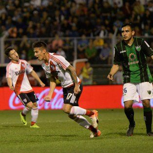 River le ganó a San Martín en San Juan