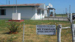 Se inicia el juicio oral y público por escuela fumigada en Santa Anita
