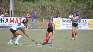 En el cotejo definitorio, las entrerrianas vencieron con esfuerzo al equipo A de Chaco.