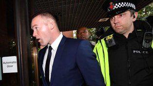 Rooney fue sancionado por manejar alcoholizado