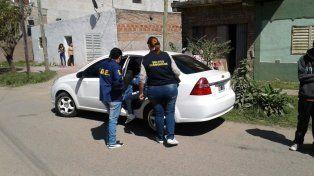 Hacia Diamante. La estafadora fue detenida y derivada por la denuncia en esa ciudad.
