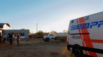 un empleado municipal de chajari murio al ser arrollado por un camion