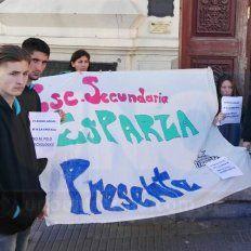 El Concejo Deliberante trató en comisión la creación del Parque Tecnológico y hubo una protesta