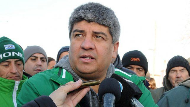 Pablo Moyano.