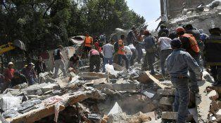 Al menos 224 muertos y serios daños materiales por un potente terremoto en México