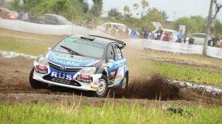 La piloto concordiense Nadia Cutro es puntera en el torneo de la Clase Junior con su Toyota Etios.