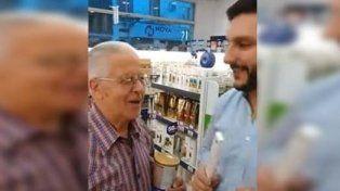 Caso Rivas: Citan a declarar al empleado de Farmacity que filmó a Rivas hablando del episodio del salamín
