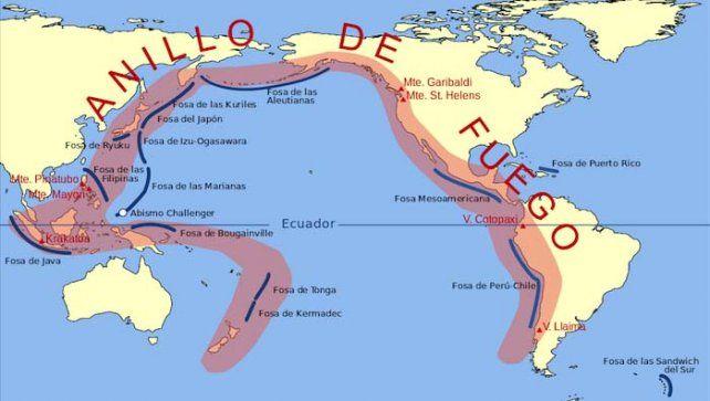 Tras México, tembló nueva Zelanda, Perú, Chile y California