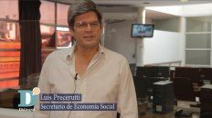 hay una fuerte apuesta por la economia social