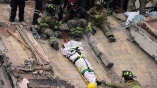 Confirmaron la identidad del argentino muerto en el terremoto de México