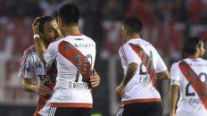 historica goleada de river para materse en las semifinales de la libertadores