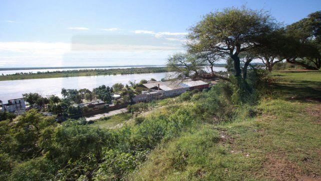 Balcón. El Parque Varisco está destinado al disfrute de todos los habitantes de Paraná.