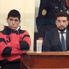 Señalado. Fue un día crítico para Otero, reconocido por un testigo, pero el defensor confía en las dudas.