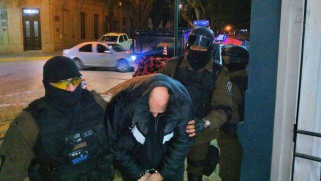 Detuvieron a El Zorro, integrante de una banda narco