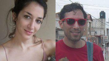 Berenice Galizzi y Fabricio Godoy