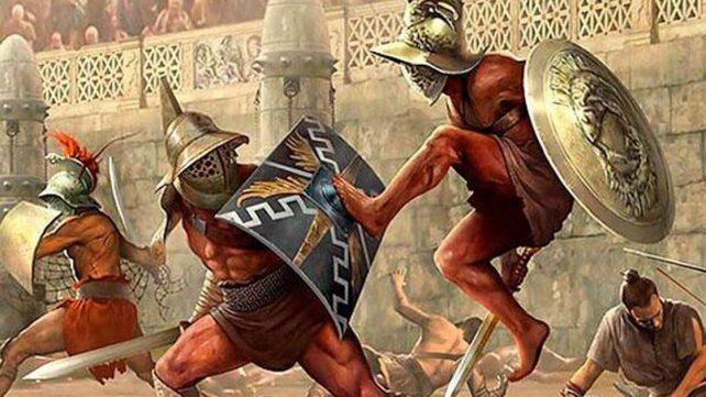 En laRomaImperial ya se organizaban grandes espectáculos como lo eran los combates de gladiadores. Y éso era conocido como circo para el pueblo.