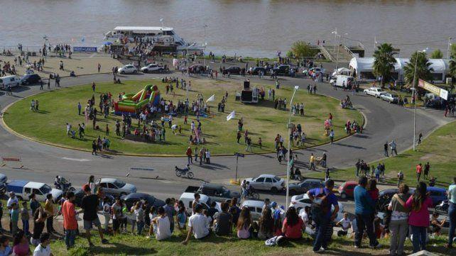 Encuentro. A las 18 se reunirán en Puerto Nuevo de Paraná.