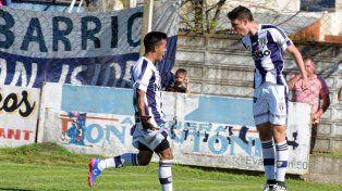Los pibes del club pusieron las cosas en orden en el equipo uruguayense.