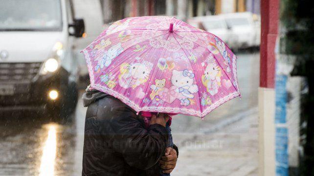 Jornada con baja probabilidad de lluvias y tormentas aisladas y una máxima de 27 grados