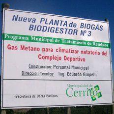 Biodigestores. Cerrito es uno de los municipios que hizo punta.