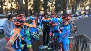 Buen momento. El equipo entrerriano viajó nuevamente a una competencia de la región y fue protagonista los dos días.