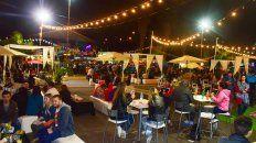 balance positivo del festival parana vive, con food trucks y bandas en vivo
