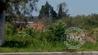 Se quejan del humo de las ladrillerías, en la zona sudeste de Paraná