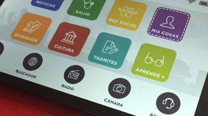Ya se conocen los beneficiarios de las tablets de +Simple