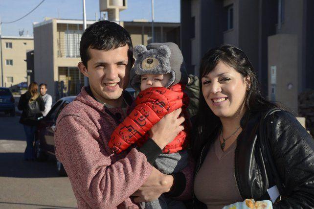 Friferio planteó que es una buena oportunidad para las familias jóvenes. Foto Facebook Procrear.