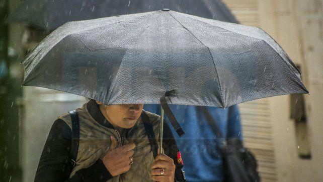 Jornada con tiempo desmejorando con probabilidad de lluvias y tormentas