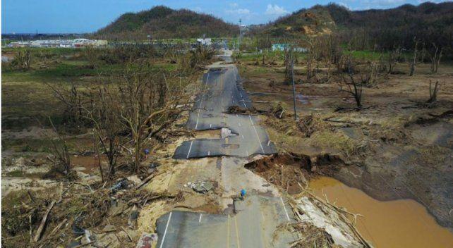 Puerto Rico al borde de una crisis humanitaria