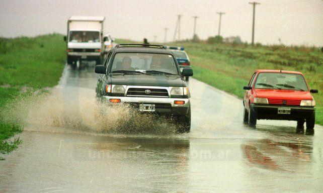 La provincia de Entre Ríos está incluida en un nuevo alerta meteorológico