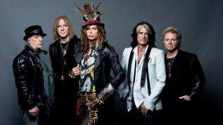Por problemas de salud de Steven Tyler, Aerosmith suspende su gira por Latinoamérica