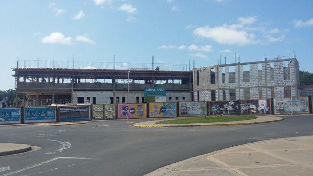 Nuevo edificio. La EET N° 100 será una escuela modelo.