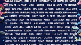 Confirmaron que Damas Gratis tocará en el festival Lollapalooza